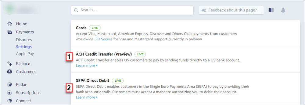 Activate Bank Payments for AppExchange Checkout | ISVforce