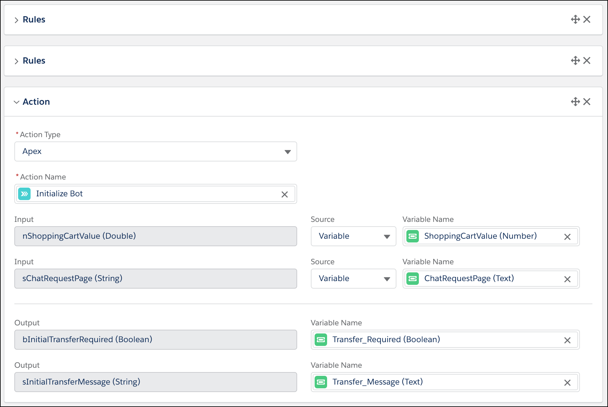 Get Context Info with Embedded Chat | Einstein Bots