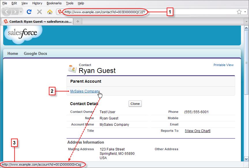 Rewrite URLs for Salesforce Sites | Apex Developer Guide