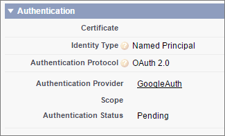 Named Credentials as Callout Endpoints | Apex Developer
