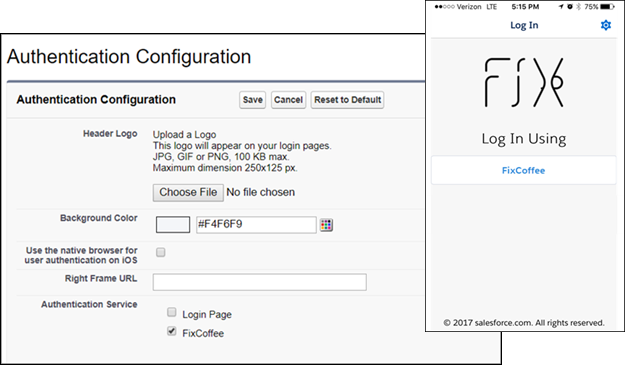 Configuring SSO for Mobile and Desktop Apps Using SAML and