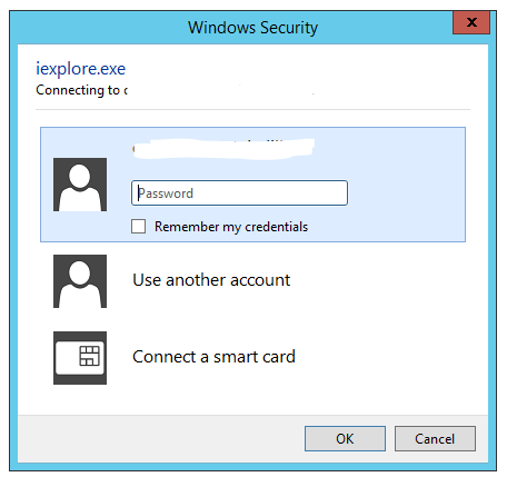 Iframe Windows authentication Internet Explorer logging user out
