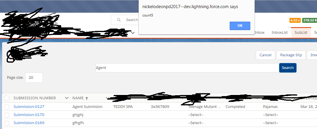 Value not getting displayed on one column in lightning