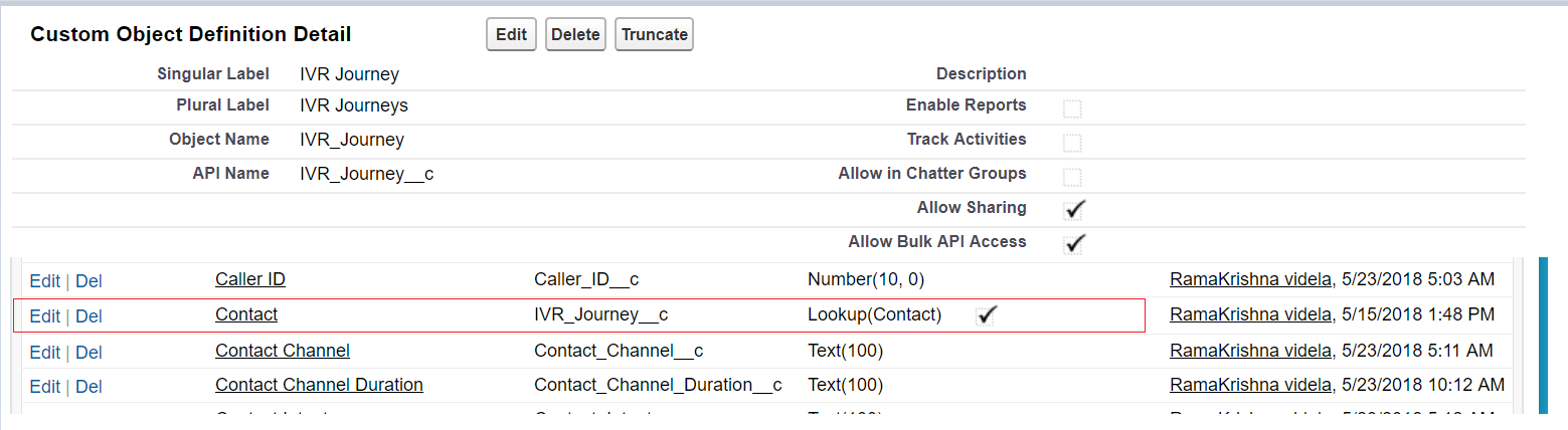 How to pass contact lookup filed value   - Salesforce Developer