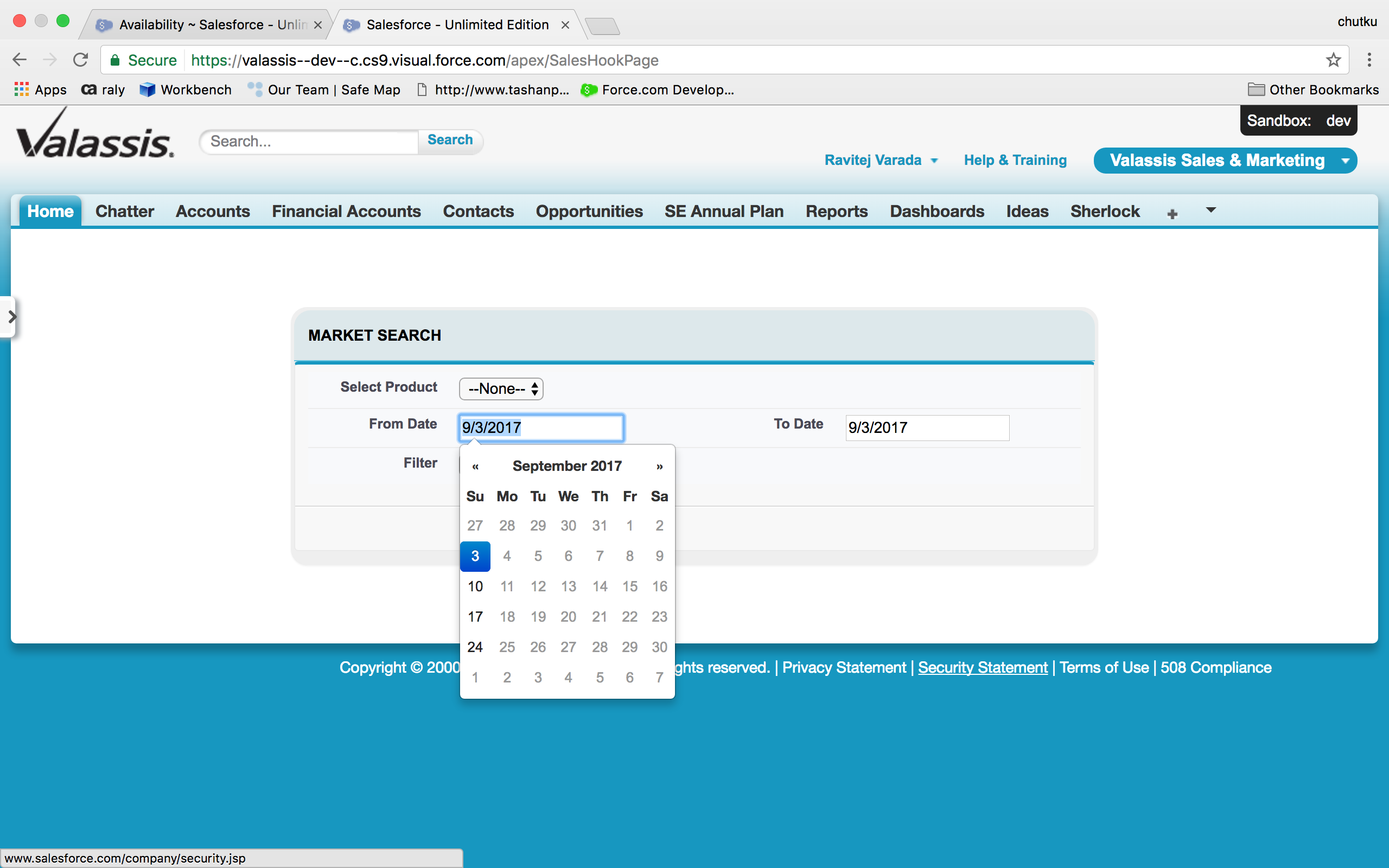 date picker auto open on page load  - Salesforce Developer Community