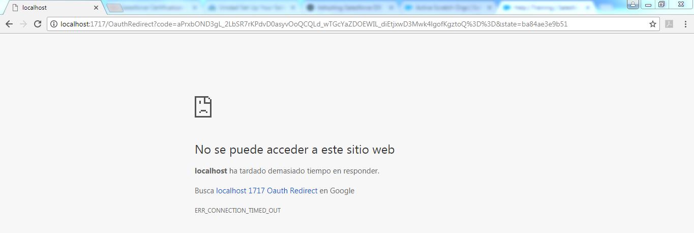 Salesforce CLI: auth web login issue - Salesforce Developer