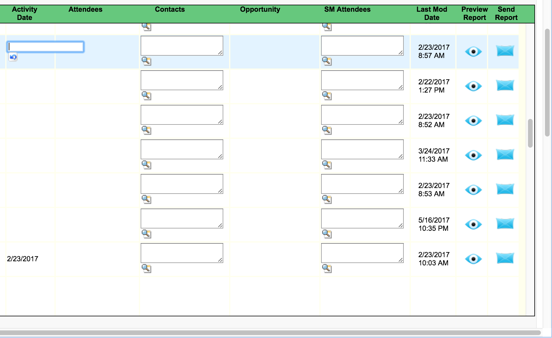 Datepicker position issue - Salesforce Developer Community