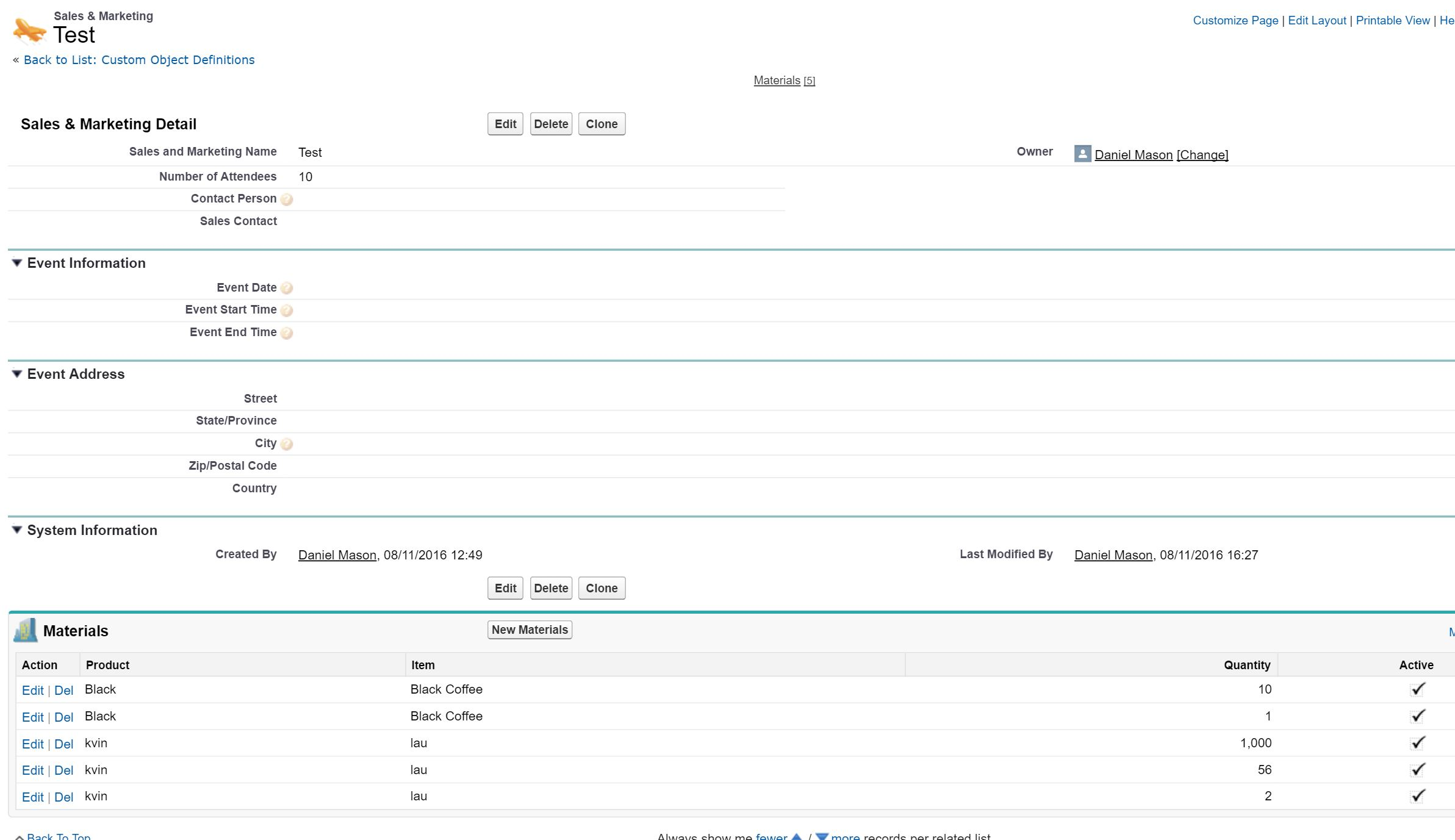 Vf Email Template With Related List Invalid Field Salesforce