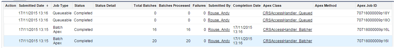 Batch Apex - Limit to number of Batches - Salesforce