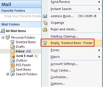 How to Repair & Recover Hard or Soft Deleted Items in