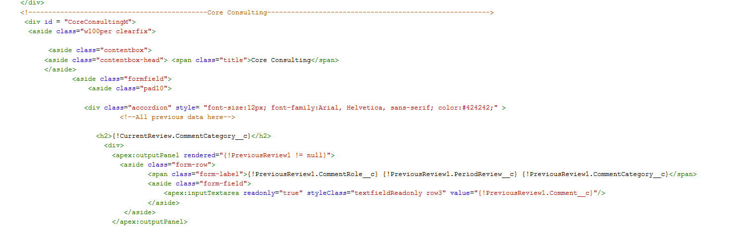 How do I iterate through the results of my SOQL Query using