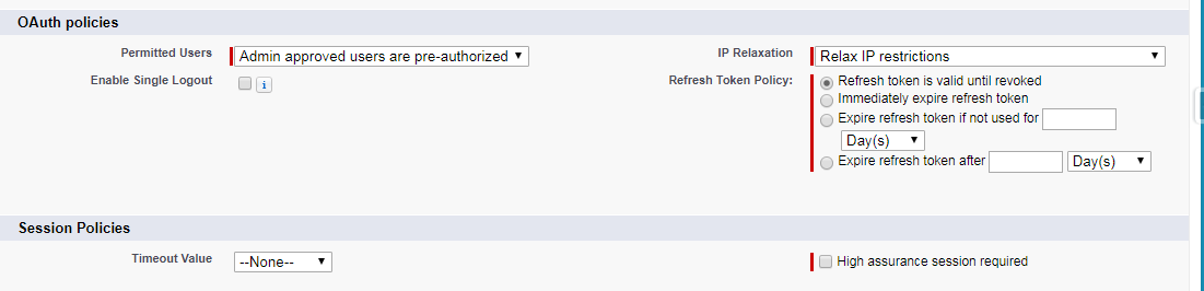 Invalid_grant when using REST API or SDK - Salesforce