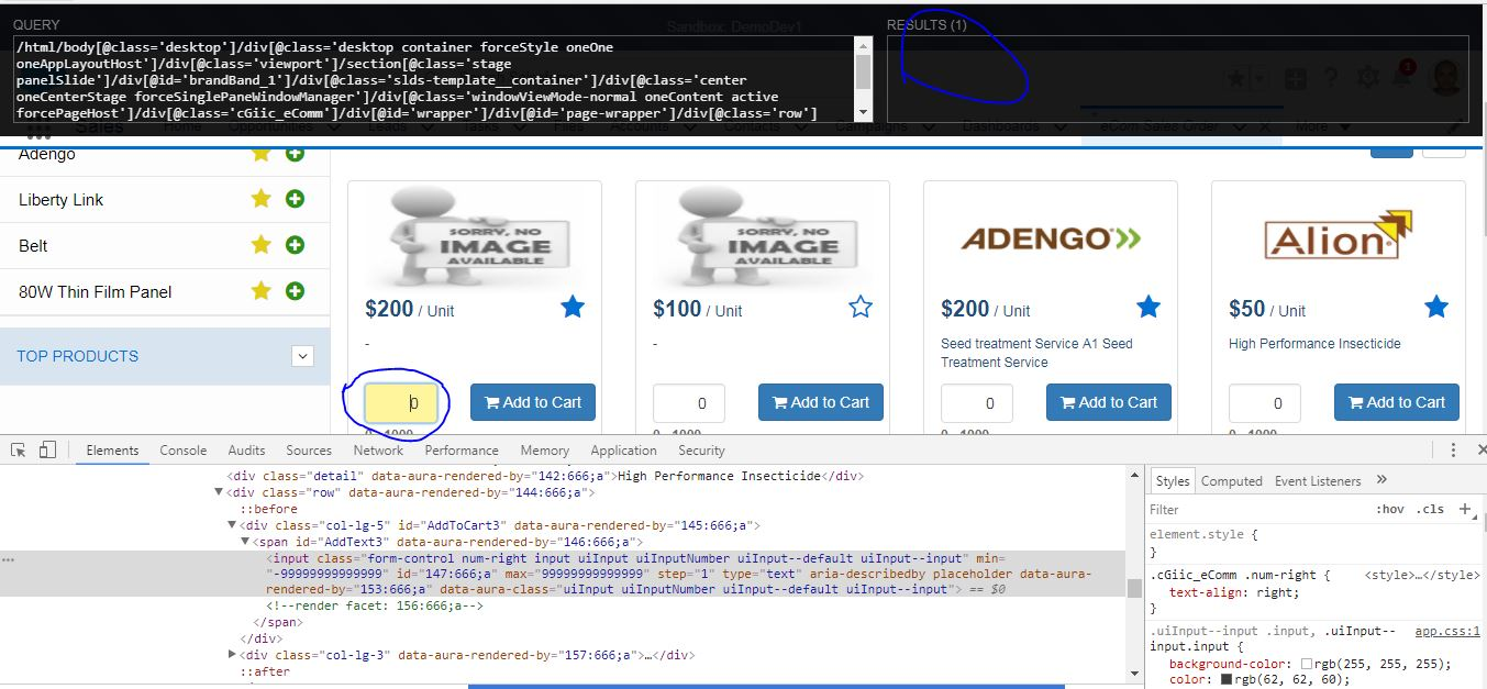 Selenium automation on lightning - Salesforce Developer Community