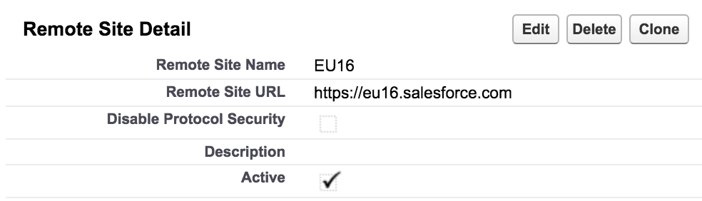 eu16.salesforce.com in Remote Site Settings