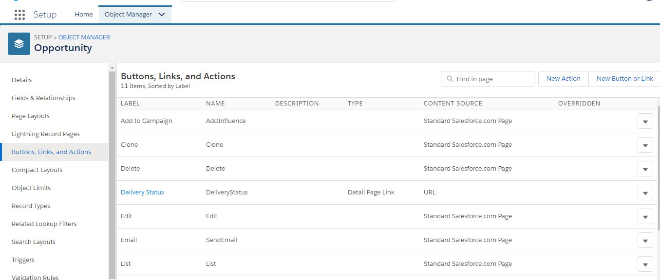 Need to add custom button in lightning related list record