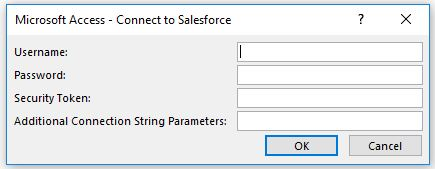 Microsoft Access and Salesforce - Salesforce Developer Community