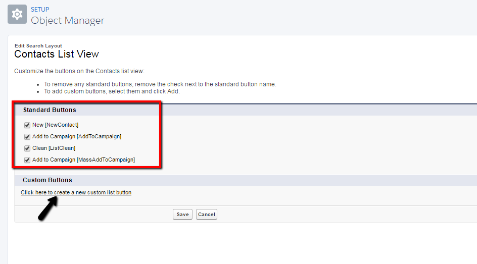 can we add action on list view in lightning? - Salesforce Developer