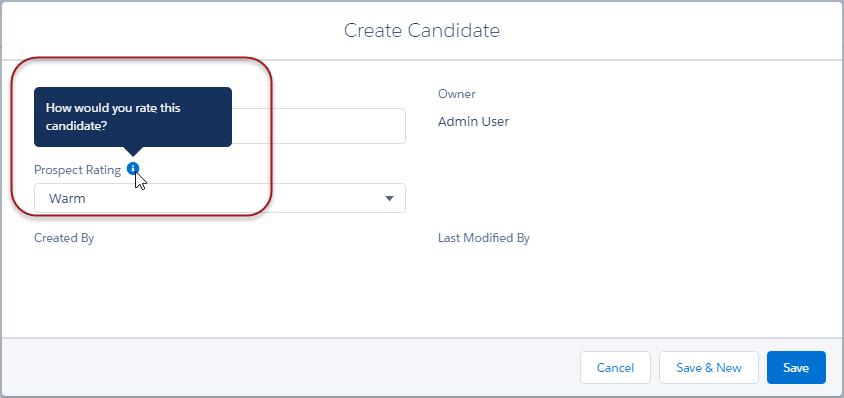 help text fields in spring 17 - Salesforce Developer Community