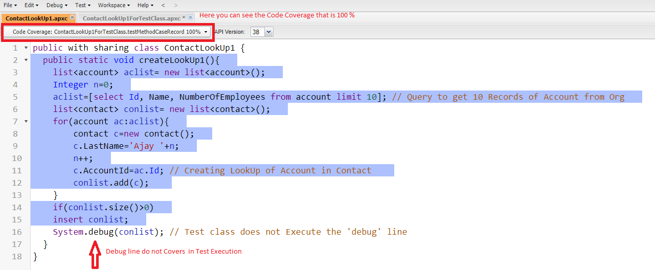 Can any one tell me how to write test class? - Salesforce