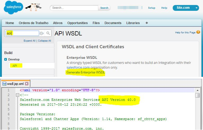 unable to generate jar file from wsdl file - Salesforce Developer