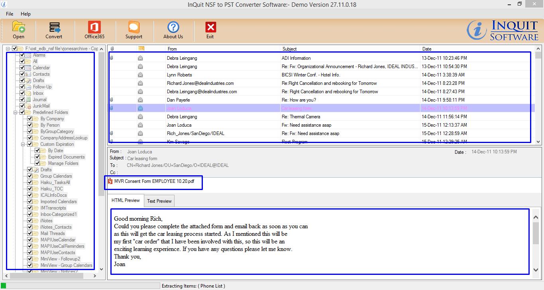 convert nsf to pst - Salesforce Developer Community