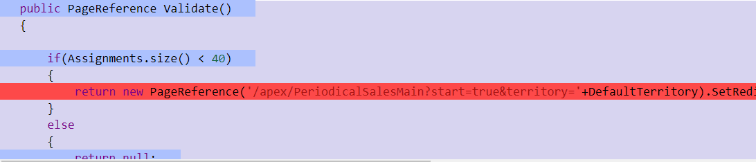 How to write a test class for PageReference - Salesforce