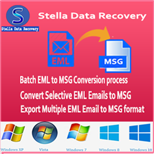 Convert EML file into PST format with Shareware EML to PST Converter