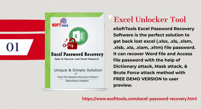 Excel password unlocker - Salesforce Developer Community