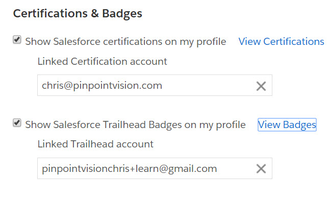 how to start with salesforce trailhead