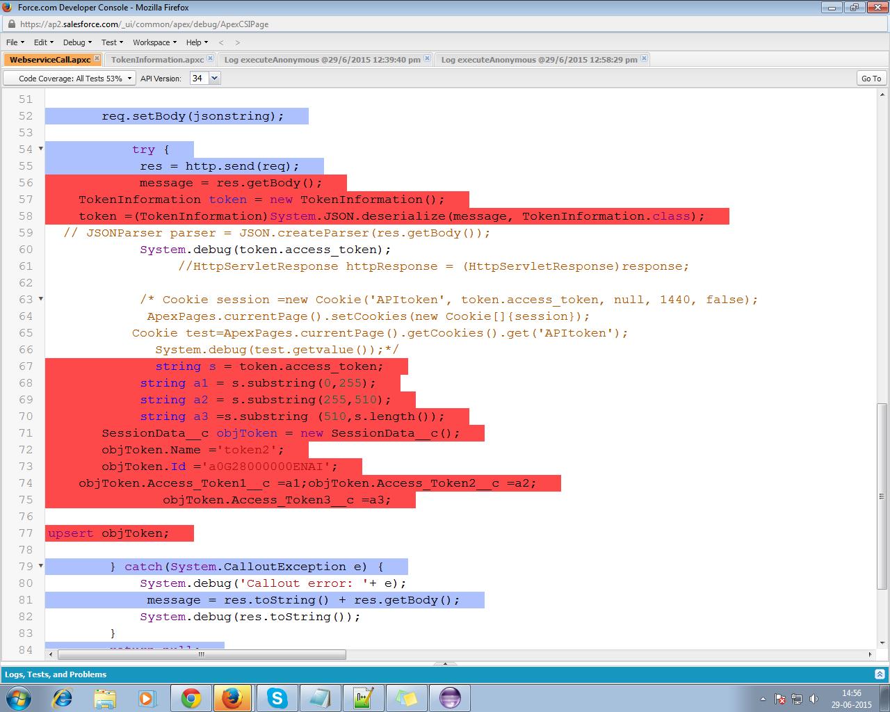 Test Class for Webservice - Salesforce Developer Community