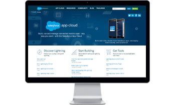 Mobile Application Development with Salesforce | Salesforce Developers