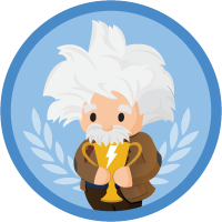 Sales Cloud Einstein badge