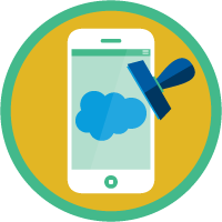Branded Mobile Apps with mySalesforce icon