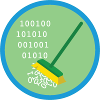 Data Quality badge
