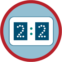 Drucker School—Balanced Scorecard icon