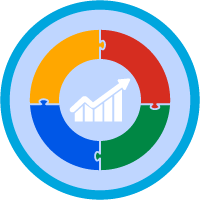 Google Analytics Reports & Dashboards icon