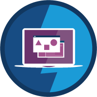 Visualforce & Lightning Experience icon