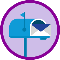 Outlook Integration badge