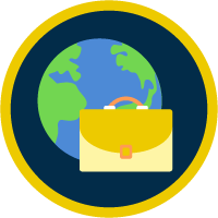 Strategies for Positive Environmental Impact icon