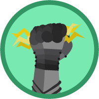 Security for Lightning Components badge