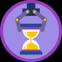 Service Cloud Platform Efficiency icon