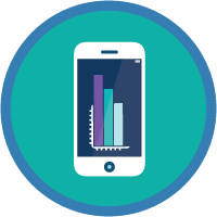 Mobile Analytics Exploration icon