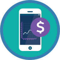 Sales Analytics App icon