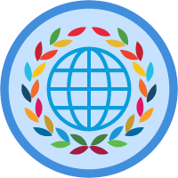 World's Largest Lesson—The Global Goals badge