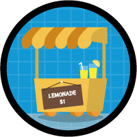 Élaboration d'une application de kiosque limonade