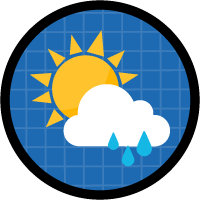 Incorporate Data from The Weather Company in Salesforce badge