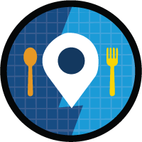 Build a Restaurant-Locator Lightning Component badge