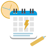 Appointment Booking with Lightning Scheduler icon