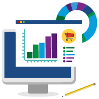 Assess Site Performance with B2C Commerce Reports & Dashboards icon