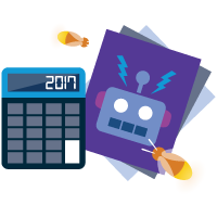 Automate Your Business Processes with Lightning Flow badge